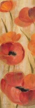 May Floral Panel II by Silvia Vassileva