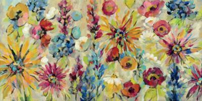 May Garden by Silvia Vassileva