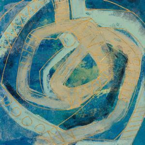 Mid Modern Tile I by Silvia Vassileva