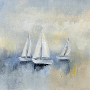 Morning Sail II by Silvia Vassileva