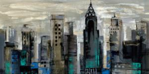 New York Moment by Silvia Vassileva