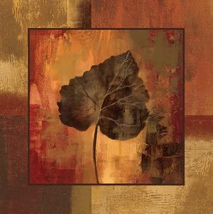 October Leaf III by Silvia Vassileva