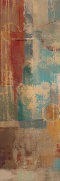 Oriental Trip Panel I by Silvia Vassileva