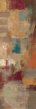 Oriental Trip Panel II by Silvia Vassileva