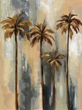 Palm Trees II by Silvia Vassileva