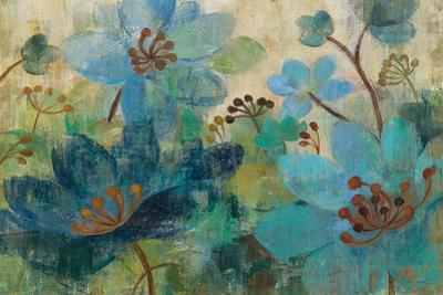 Peacock Garden by Silvia Vassileva