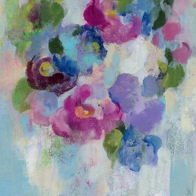Pink and Blue II by Silvia Vassileva