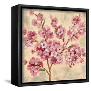 Pink Cherry Branch II by Silvia Vassileva