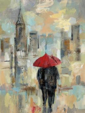 Rain in the City I by Silvia Vassileva