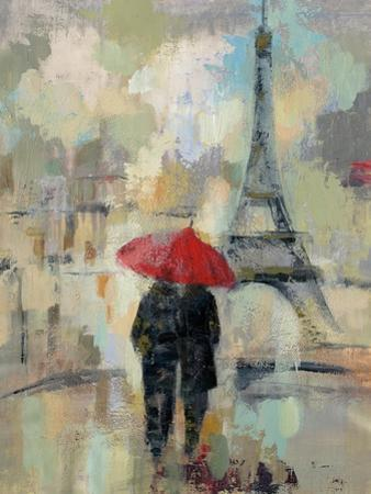 Rain in the City II by Silvia Vassileva