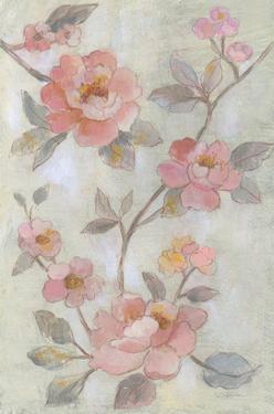 Romantic Spring Flowers I by Silvia Vassileva