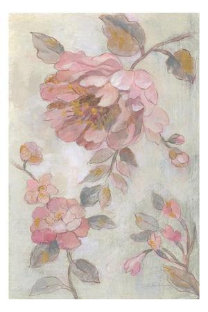 Romantic Spring Flowers II