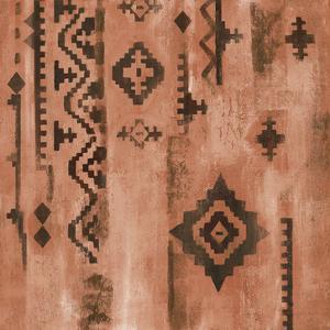 Scandanavian Mood II Rust by Silvia Vassileva