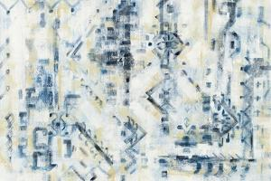 Scattered Indigo by Silvia Vassileva
