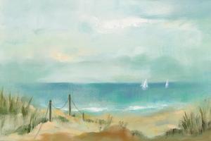 Serenity on the Beach by Silvia Vassileva