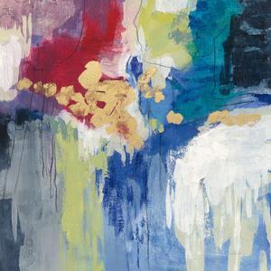 Sparkle Abstract III by Silvia Vassileva