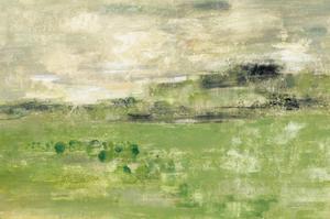 Spring Valley I Green by Silvia Vassileva
