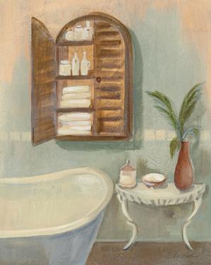 Steam Bath II by Silvia Vassileva