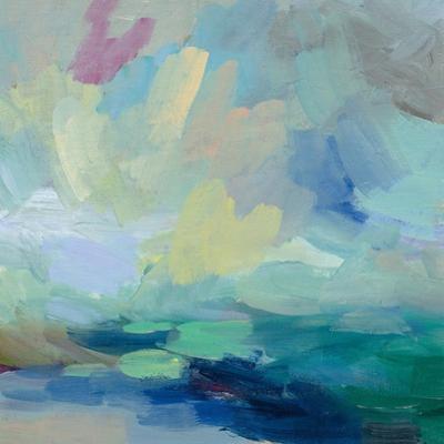 Storm I by Silvia Vassileva