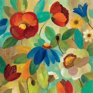 Summer Floral I by Silvia Vassileva