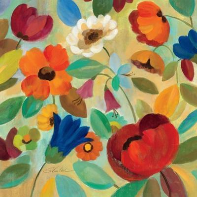 Summer Floral IV by Silvia Vassileva