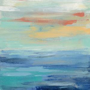 Sunset Beach II by Silvia Vassileva