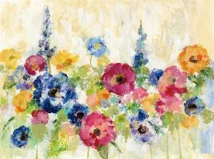 Sunshine Field Flowers by Silvia Vassileva