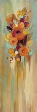 Tall Autumn Flowers I by Silvia Vassileva