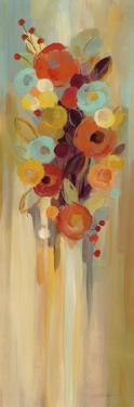 Tall Autumn Flowers II by Silvia Vassileva