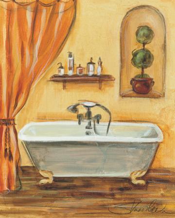 Tuscan Bath I by Silvia Vassileva