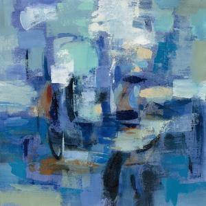 Ultramarine Waves II by Silvia Vassileva
