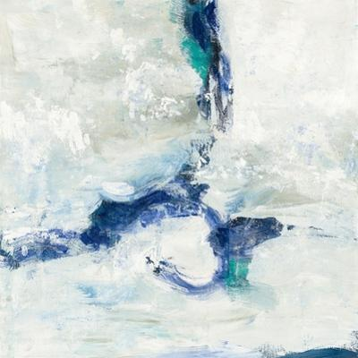 White and Blue by Silvia Vassileva