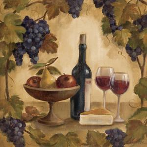 Wine and Cheese I by Silvia Vassileva