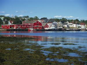 Lunenburg, South Shore, Nova Scotia, Canada, North America by Simanor Eitan