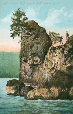 Simash Rock, Stanley Park, British Columbia