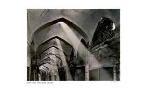 Isfahan Bazaar, Iran by Simeon Posen