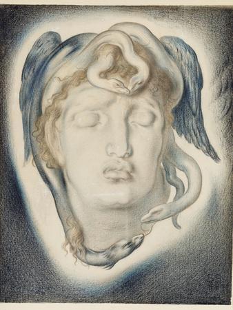 The Head of Medusa, 1884