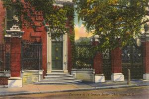 Simmons-Edwards House, Charleston