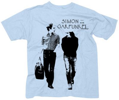 Simon and Garfunkel- Walking