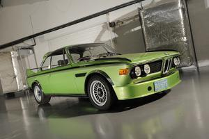 BMW 3.0 CSL BAT 1975 by Simon Clay