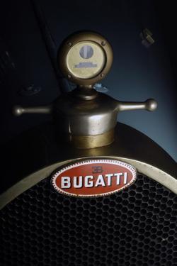 Bugatti Brescia 1924 by Simon Clay