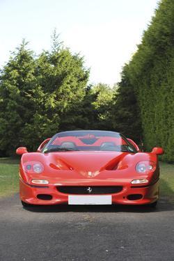 Ferrari F50 1996 by Simon Clay