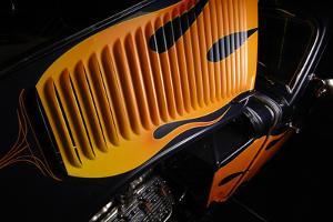 Ford Custom 1934 by Simon Clay