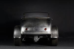 Ford Hot rod custom metal body 1934 by Simon Clay
