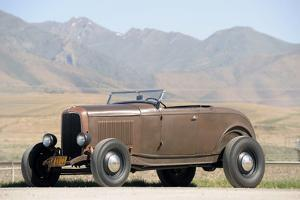Ford Rodriguez Roadster Custom 1932 by Simon Clay