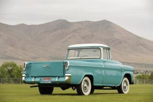 GMC pickup 1958 ex Steve McQueen by Simon Clay