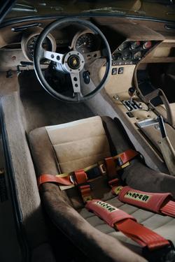 Lamborghini Miura p400s 1970 by Simon Clay