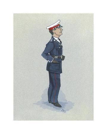 The Marine Officer