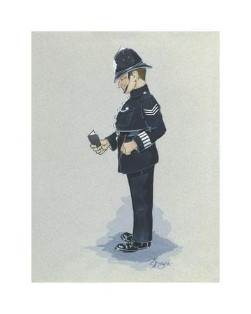 The Policeman