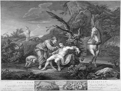 The Good Samaritan, 1772